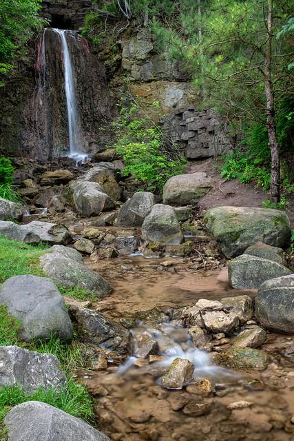 Petoskey Waterfall