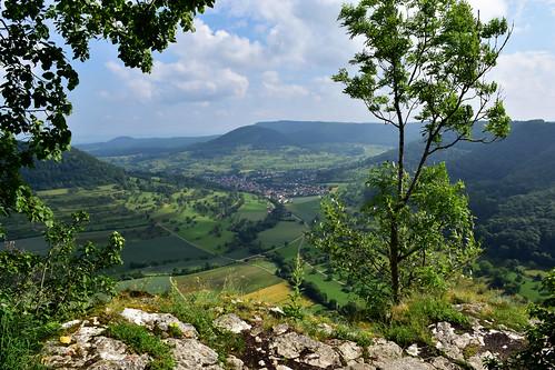 Stunning view from the Heimenstein
