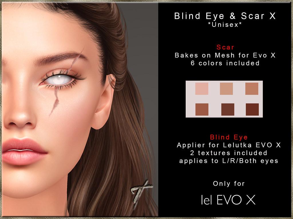 Tville – Blind Eye & Scar X