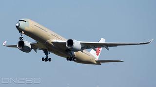 Air China A350-941 msn 528 F-WZNT