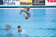 Worldchampionships Synchronized Swimming 2017 Budapest