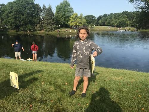2021 35th Annual Sherm Sheldon Fishing Derby