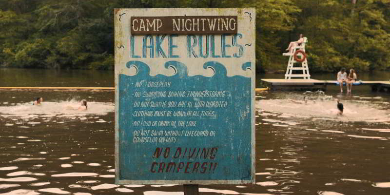 Camp Rutledge Lake