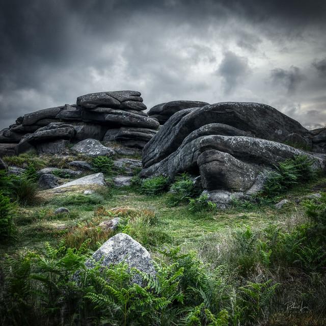 Owler Tor, Peak District National Park