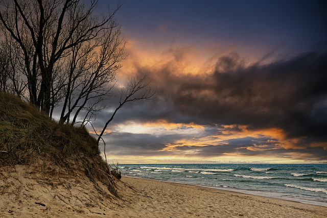 I Want My Prayers Spoken While in Nature To Not Be Without Breath (Indiana Dunes National Park