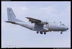 Ejercito del Aire CASA C-235 LEGT