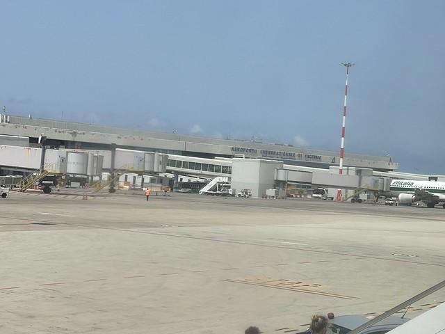 Aeroporto internazionale di Palermo