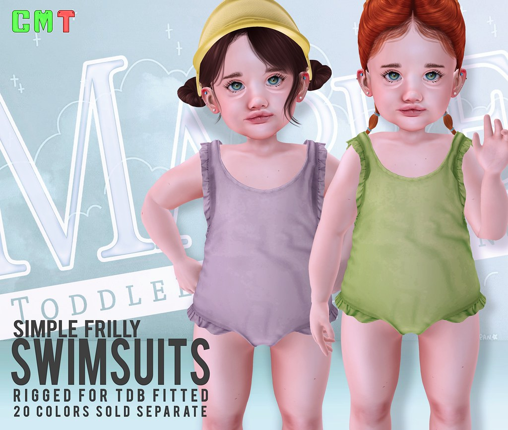 SIMPLE SWIMSUITS