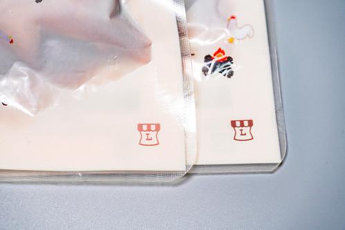 ローソンのパッケージデザイン