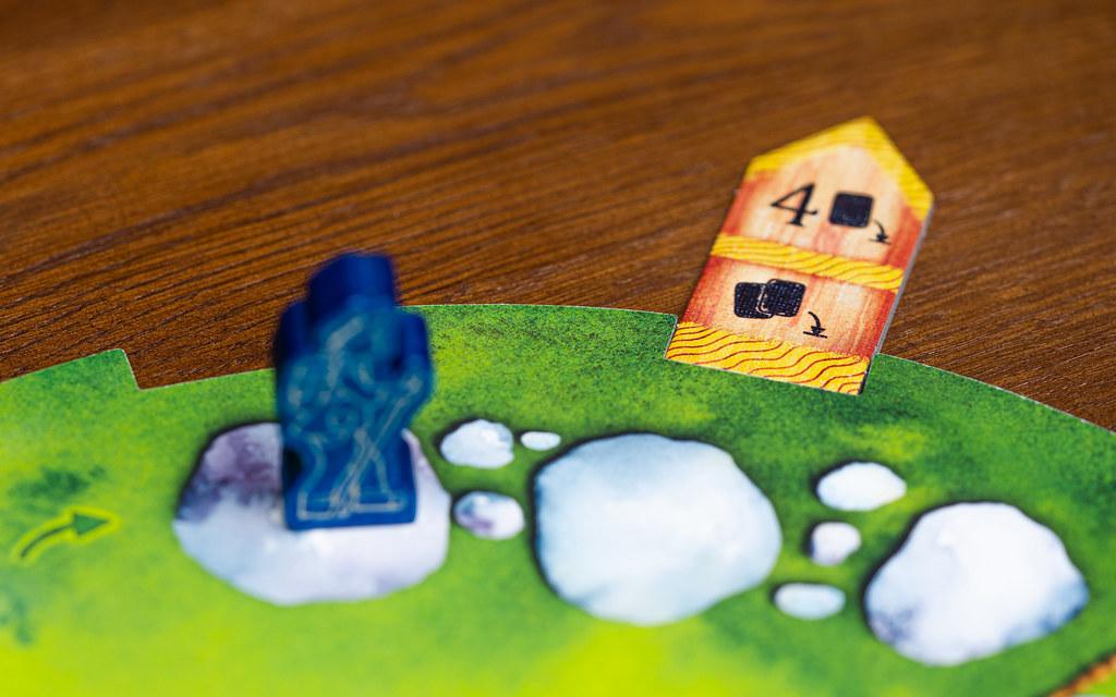 Pradera boardgame juego de mesa
