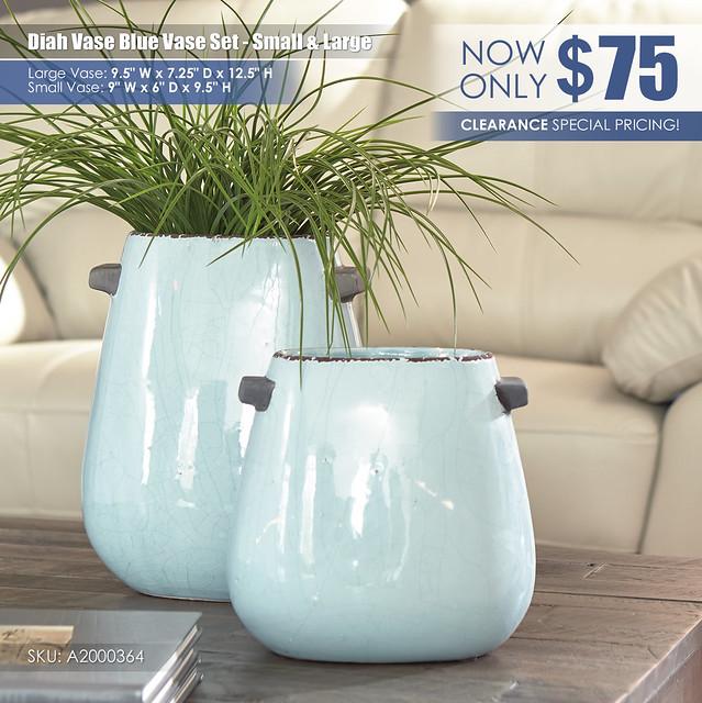 Diah Vase Set Small & Large_A2000364