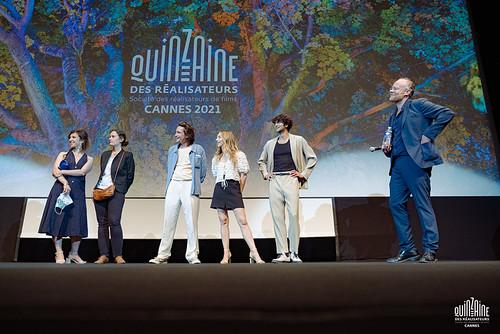 Présentation du film Les Magnétiques de Vincent Maël Cardona