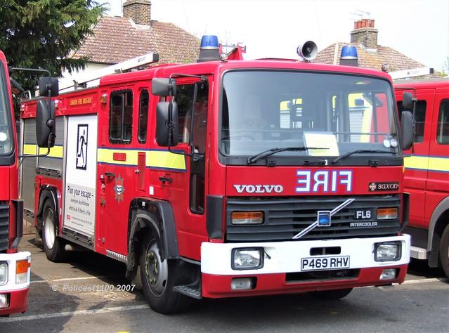 LFB Volvo FL6 P469 RHV