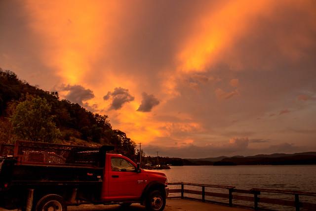 Sunset Truck Stop