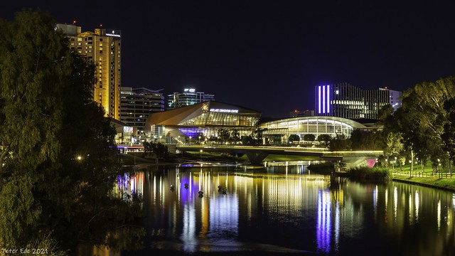 Adelaide on the Torrens