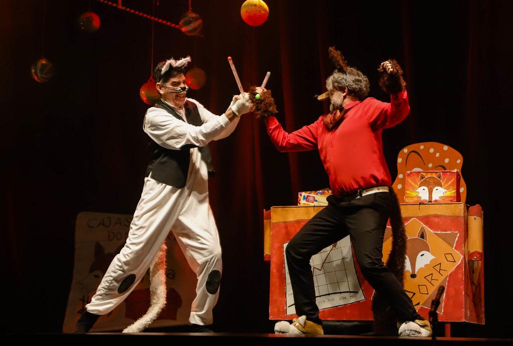 2021-07-09 Obra de teatro en el Teatro Municipal