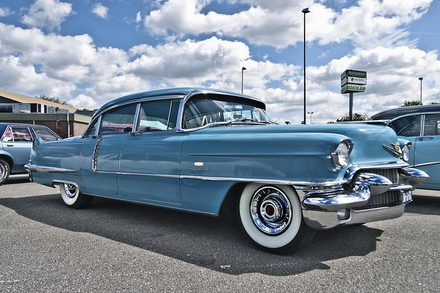 Cadillac Fleetwood Special Sedan 1956 (4507)