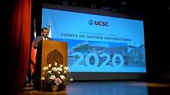 Cuenta anual UCSC 2020