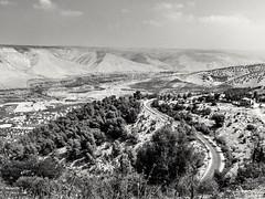 Camino al Golán