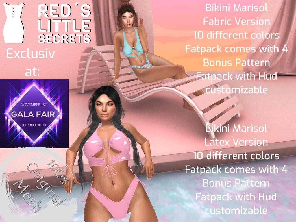 RLS Bikini Marisol Exclusiv at Gala Fair