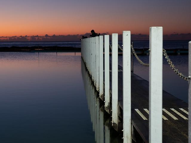 sunrise at Narrabeen 2