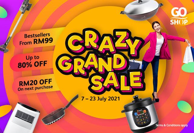Go Shop_Crazy Grand Sale