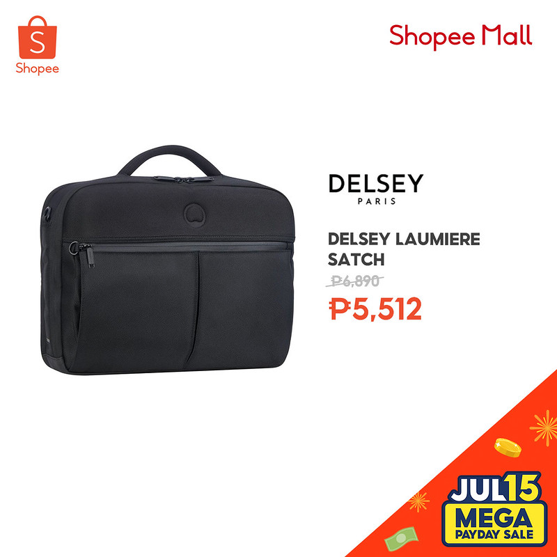 7.15 Payday Sale_ Fresh Grad Delsey