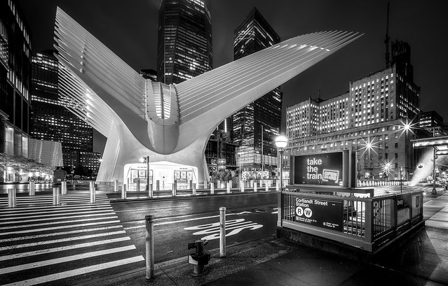 Oculus, New York City