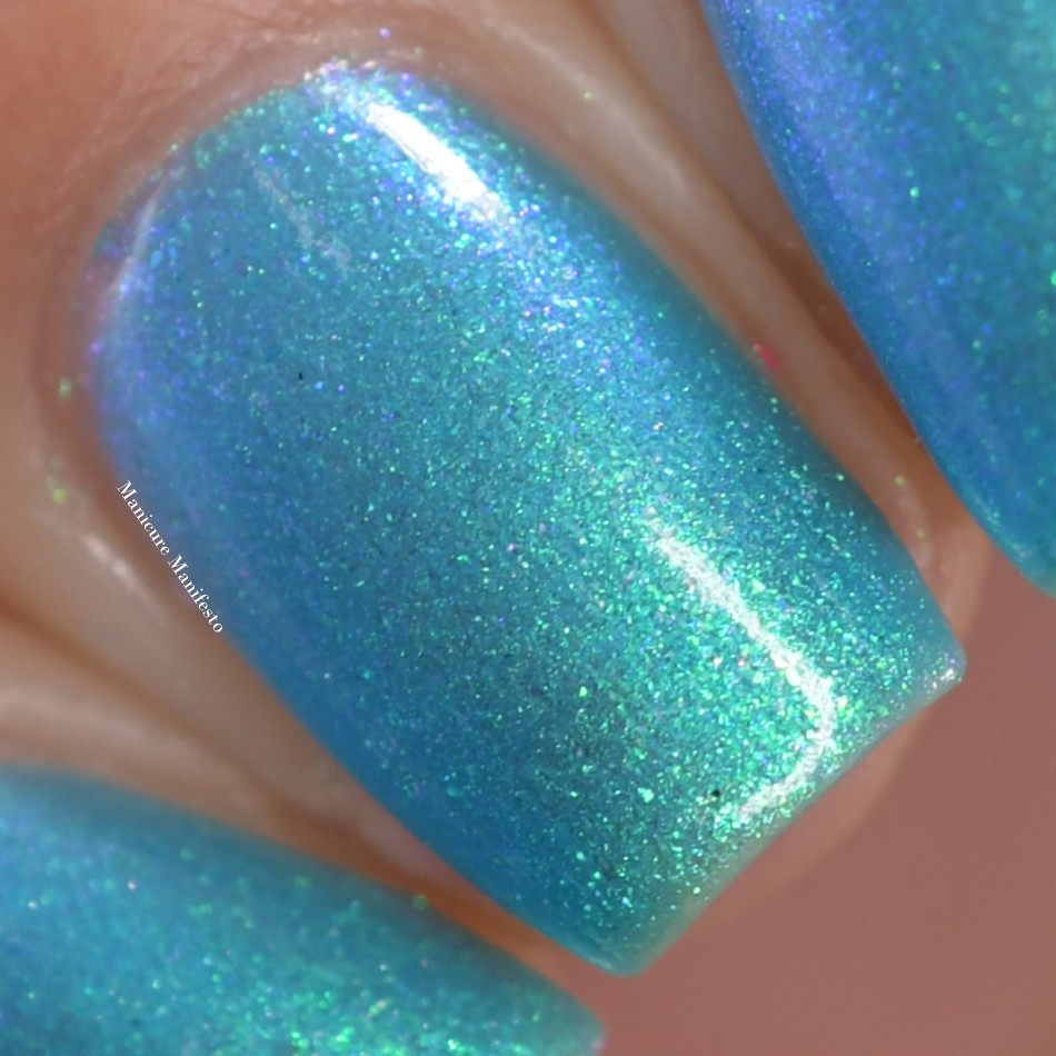 Treo Lacquer Sylph Wind swatch