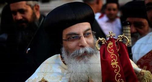 الأنبا دوماديوس أسقف 6 أكتوبر وأوسيم (3)