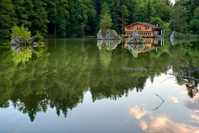 Berglsteiner See - Tirol