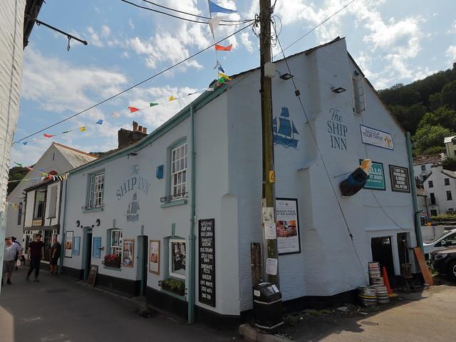 The Ship Inn, Polperro
