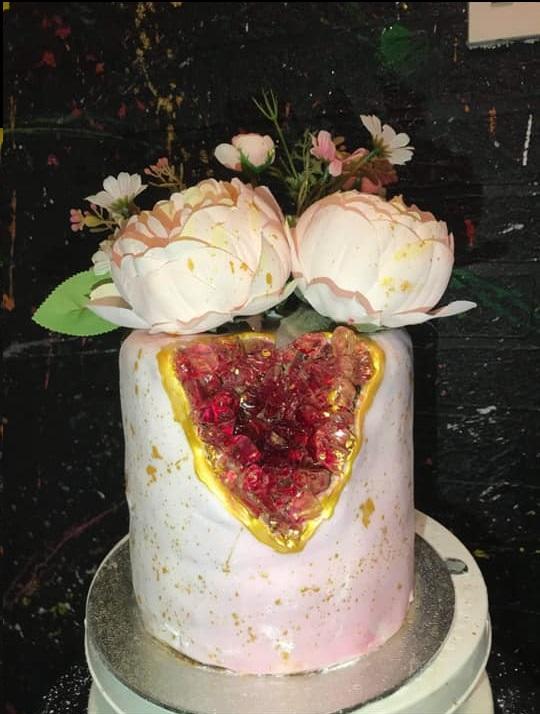 Cake by Bake it Jessie