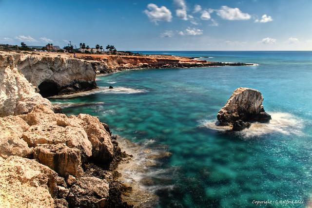 Cypriot Coastal Views
