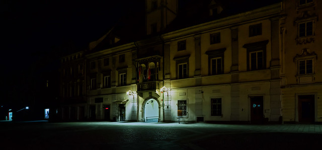 A Passage into the Dark Unknown