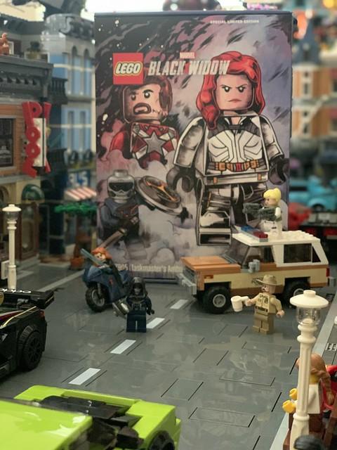 Obligatory movie tie-in Lego pic