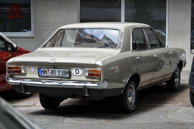 Opel Rekord C 1900 S