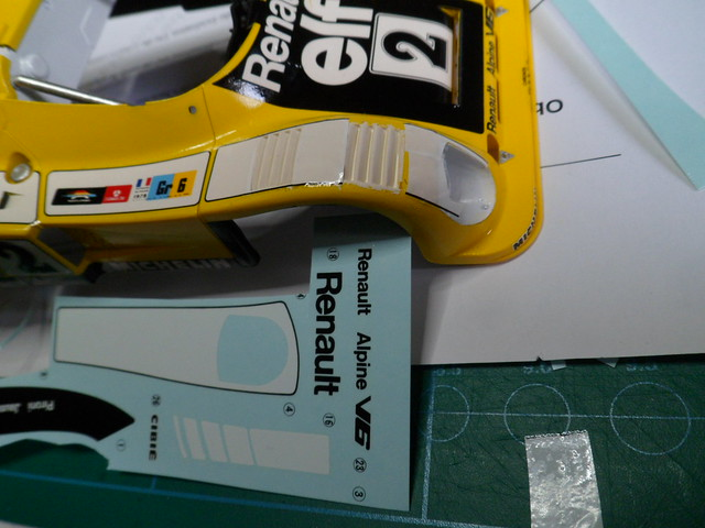From the box - Alpine Renault A442B Turbo [Tamiya 1/24] *** Terminé en pg 7 - Page 5 51303179197_a2229c8231_z