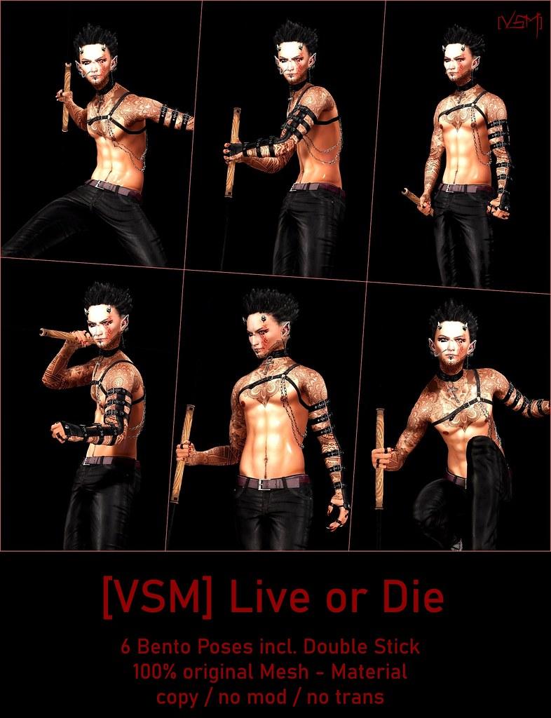 [VSM] live or die