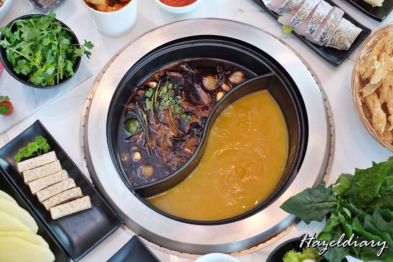 Qixiang Hotpot The Chevrons-Broth Base