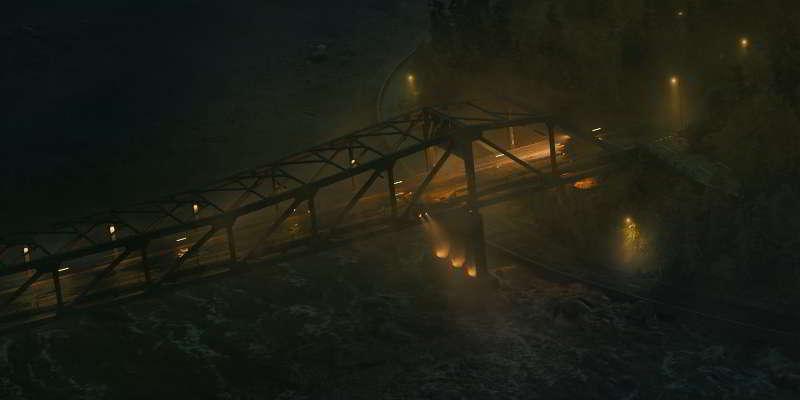 Antonia Dreykov Taskmaster bridge scene