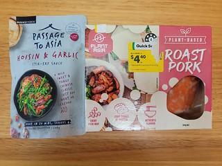 Hoisin and Garlic Pork Stir-Fry