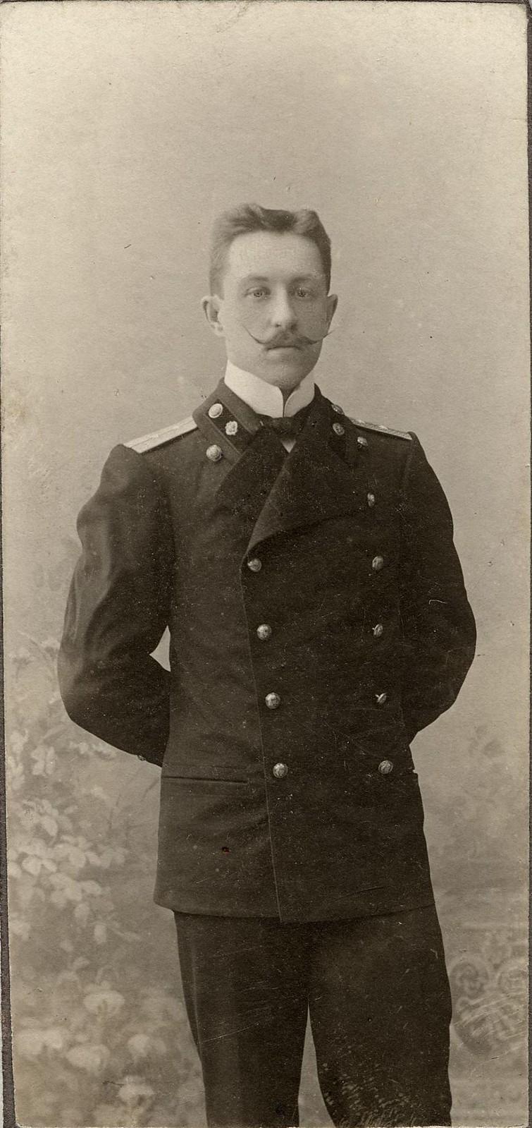 Смирнов Леонид Васильевич - крестьянский начальник в Енисейской губернии. 1880