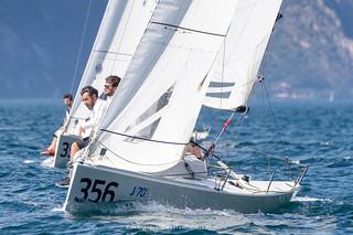 J70 Cup 2021 • Fraglia Vela Malcesine • Angela Trawoeger_K3I0588