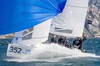 J70 Cup 2021 • Fraglia Vela Malcesine • Angela Trawoeger_K3I1860