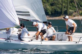 J70 Cup 2021 • Fraglia Vela Malcesine • Angela Trawoeger_K3I0749