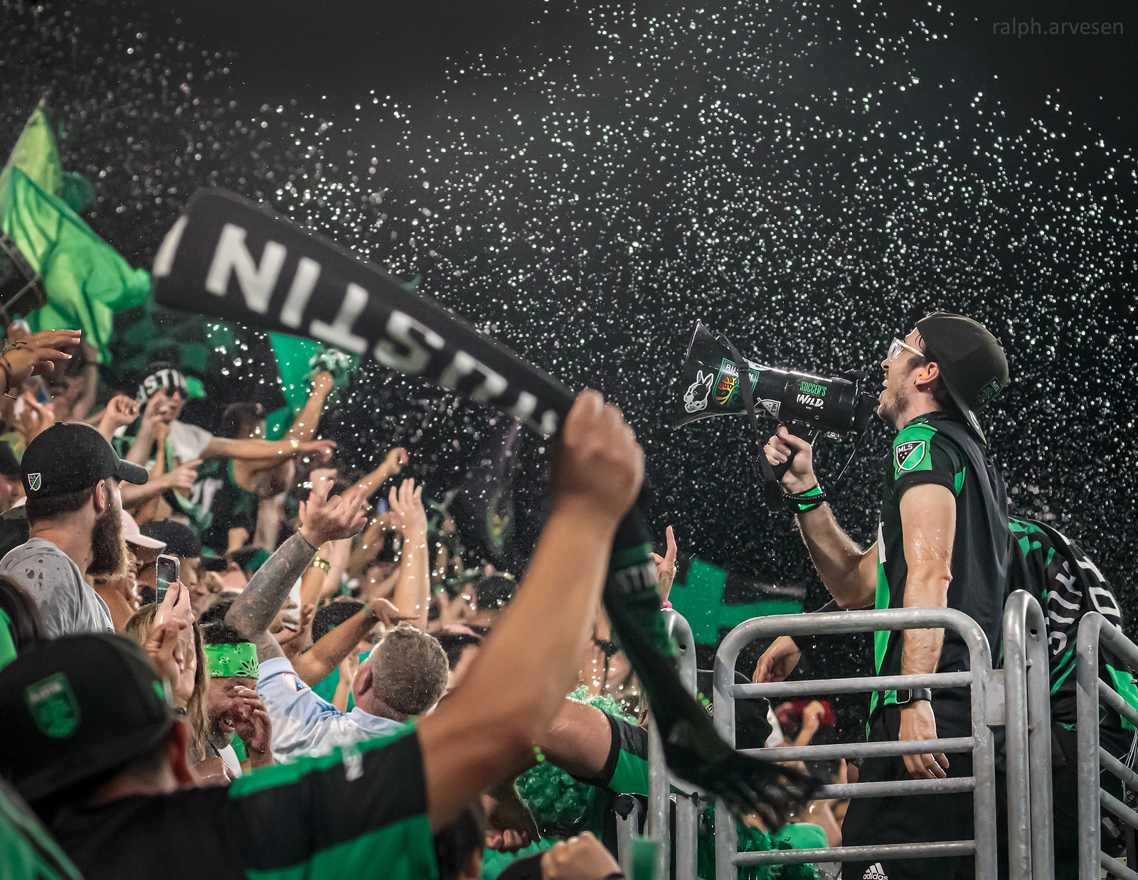 Austin FC | Texas Review | Ralph Arvesen