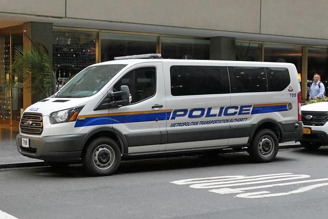 MTA Police 789