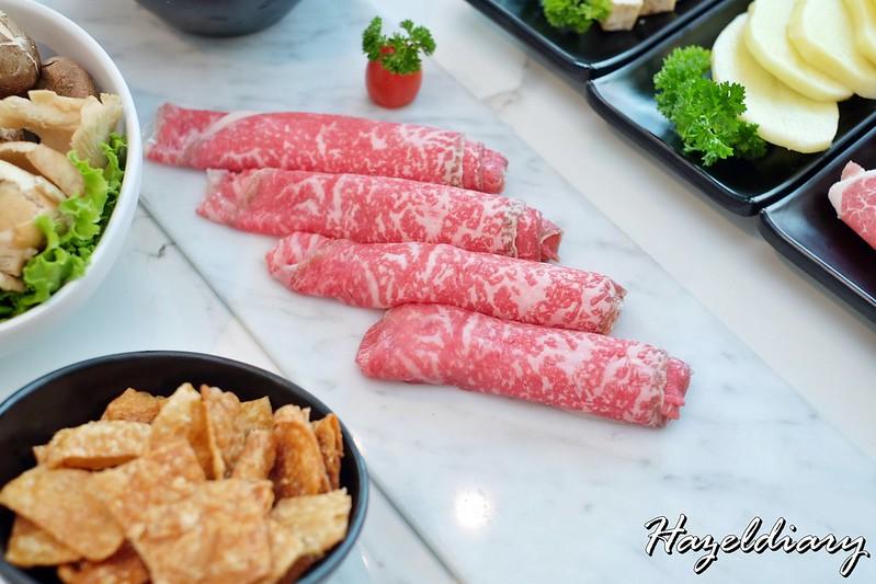 Qixiang Hotpot The Chevrons-Wagyu Beef
