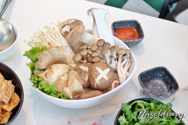 Qixiang Hotpot The Chevrons-Mushroom